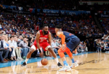 Jazz End Up With Houston After Four Comebacks in Two Nights