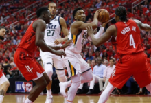 Playoff Notes: Jazz Searching for Answers on Both Ends After G1 Loss